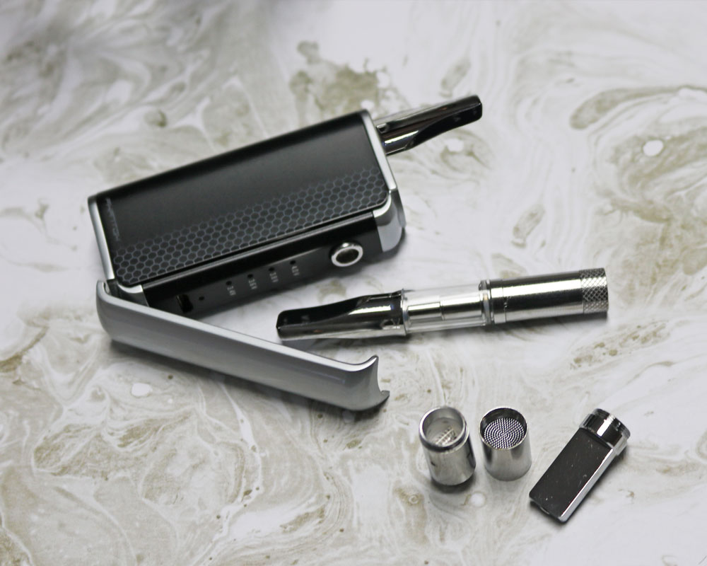 HoneyStick Phantom review of Vaporizer for Oil and Wax 510 Carts