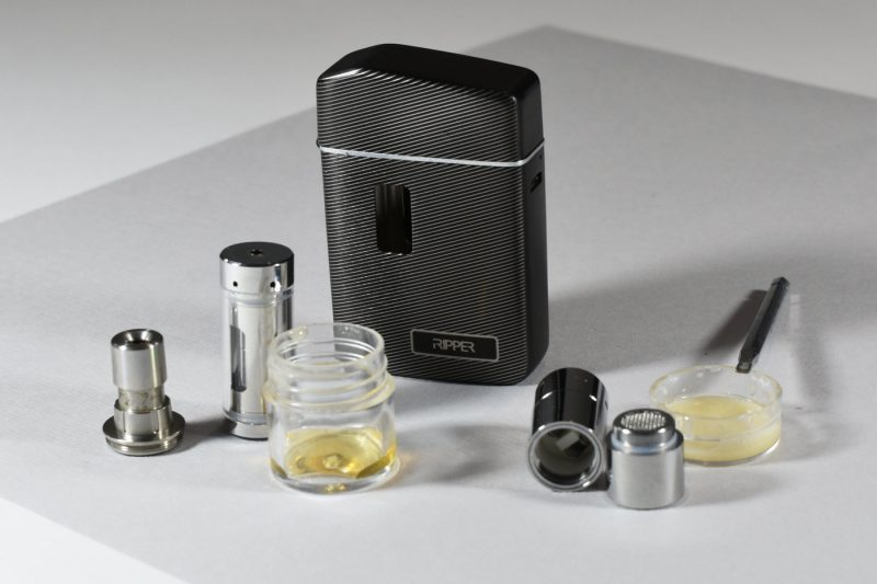 Honeystick Ripper 2 in 1 Vaporizer for CBD Oil and Wax