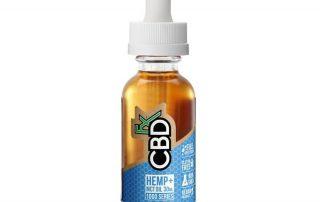 CBD Tincture Oil 1000mg by CBDFx