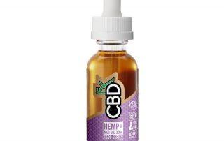 CBD Hemp Tincture Oil 1500mg by CBDfx