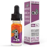 500mg CBD Vape Juice by CBDFx