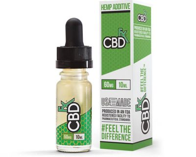 CBD Vape Oil 60mg/10ml by CBDfx