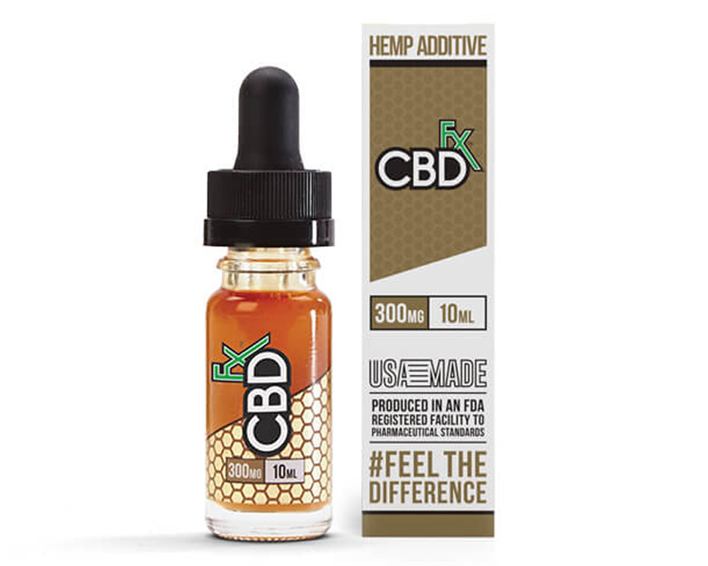 CBD Vaping Oil 300mg by CBDfx