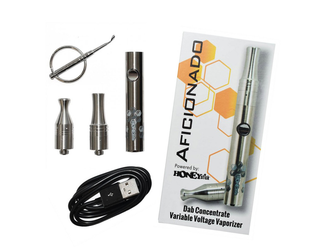 aficionado vape pen for cbd concentrates