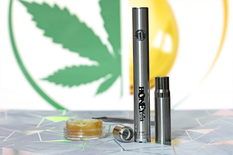 Best for Dabs vape combo: Twist 510 battery and Silencer wax vape tank