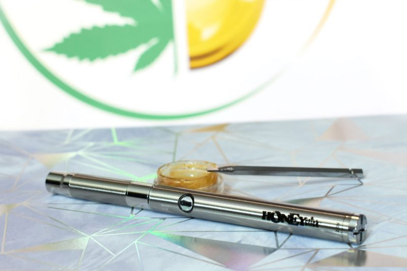 Best Wax Vape Pen with Silencer Dab Atomizer