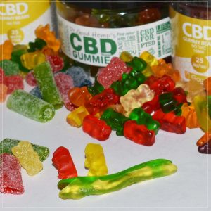 CBD Edibles Supplements