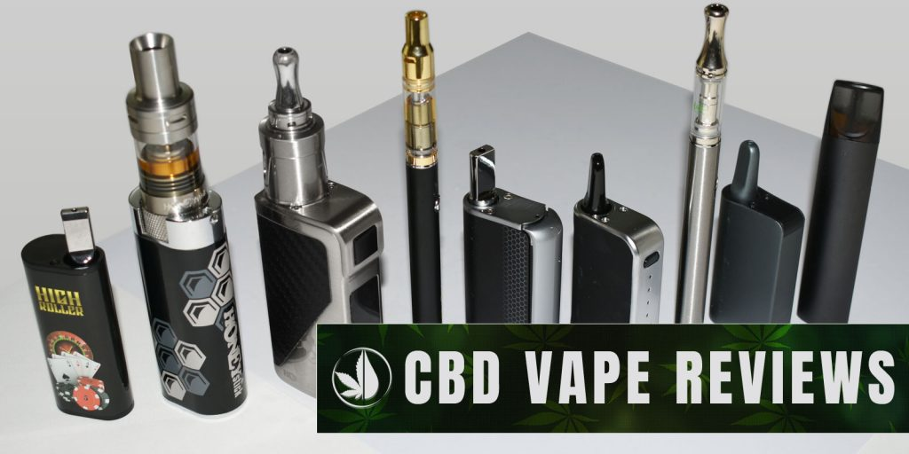 Read reviews of top CBD Vaporizers for Essential Oils