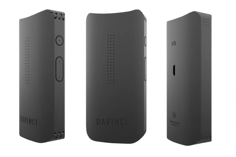 Our review first look at Davinci IQ dry herb vape