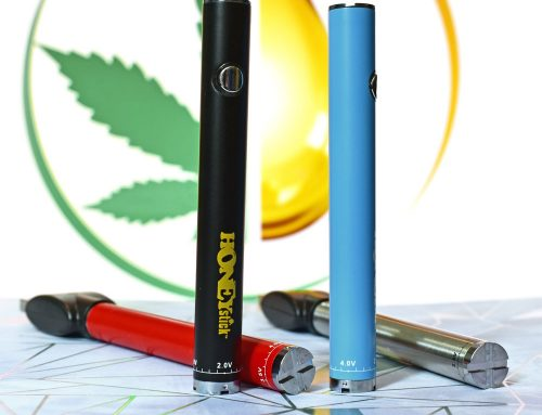 Review of Twist Oil Vape Pen for 510 Cartridges by HoneyStick