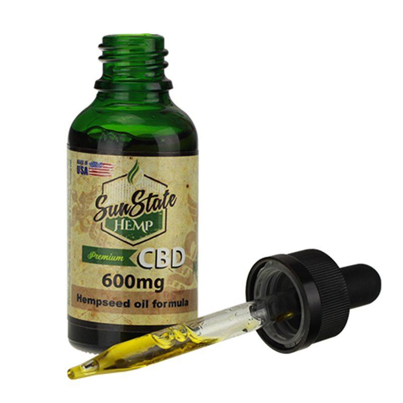 Sunstate Hemp CBD Tincture Oil