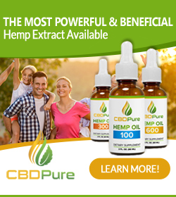 Highest Purity CBD from CBDPure