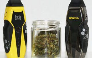 Honeystick Turbo Portable Dry Herb Vaporizer Review
