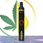Variable Voltage Wax Vape Pen - 10 Watt setting
