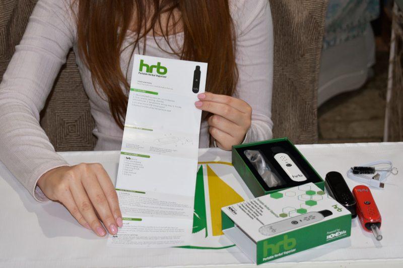HRB Dry Herb Vaporizer Manual