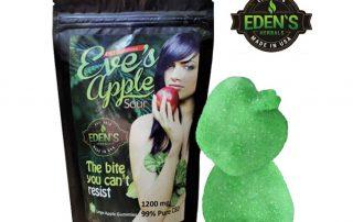Edens Herbals CBD Sour Gummies