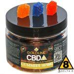 THC Delta 8 Gummies